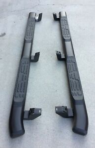 Oem Toyota Tacoma Extra Cab Running Boards 2005 2016 New Take Off
