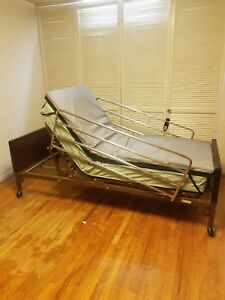 New Drive Medical Electric Hospital Bed Free Mattress Rails Local Pickup Only
