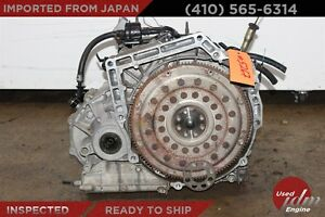 Honda Accord Acura Tsx 04 05 06 07 Jdm K24a 2 4l 5 Speed Automatic Transmission