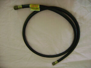 New Cps Pro set Premium Refrigerant Charging Hose 72 3 8 Str X 3 8 Straight