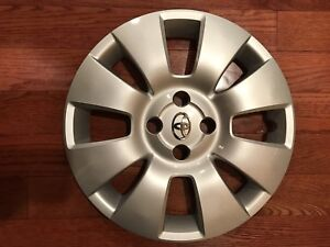 Toyota Yaris Hubcap Wheelcover Exact Replacement 2006 2009 Retail Save 80