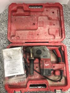 Milwaukee 5363 21 1 Rotary Hammer Drill In Case A z