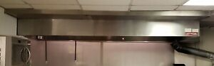 Used Restaurant Exhaust Hood