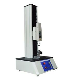 Electronic Aelscrew Tensile Testing Stand Machine With Steel Ruler 500n