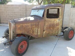 1935 Ford Pick Up Relisted With Price Options