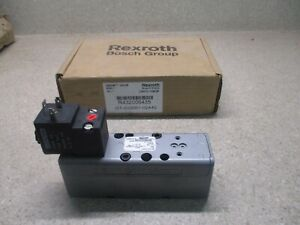 Bosch rexroth Size 1 Ceram Valve Cat r432006435 38251h New