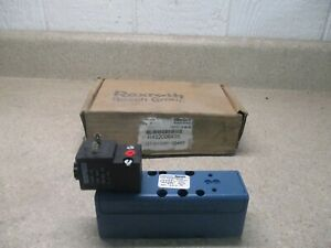 Bosch rexroth Size 1 Ceram Valve Cat r432006435 38244h New