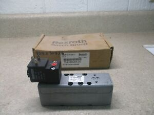 Bosch rexroth Size 1 Ceram Valve Cat r432006435 38248h New