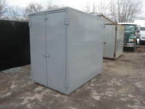 Steel Storage Containers 5 X 8 X 7 1 2