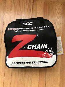 Unopened New Security Chain Company Super Z 555 Cable Chain