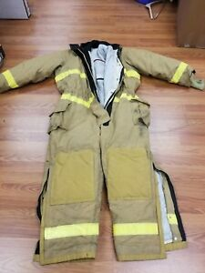 Lion Apparel Firefighter Coverall Extra Large 2006