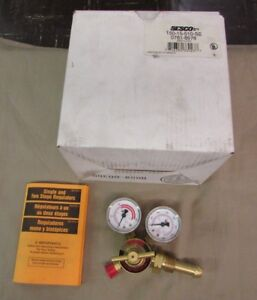 Sesco Blue Star Gas Regulator Acetylene 150 15 510 se 0781 8978