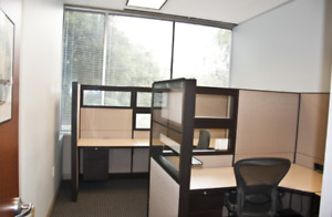 Used Office Cubicles Teknion