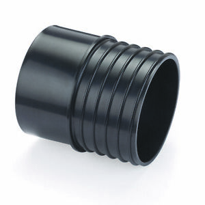 Dwv Pvc Pipe To 4 inch Hose Dust Collection Adapter Fitting