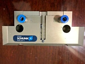 Schunk Pnuematic Parallel Cylinder Pgn 125 1 371103 Used refurbished