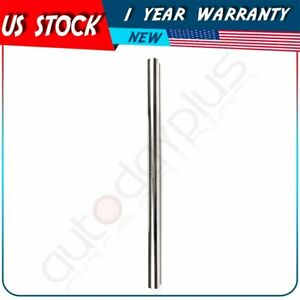 3 Inch Od 5 Feet Long Stainless Steel Straight Exhaust Pipe Tube 5ft Tubing