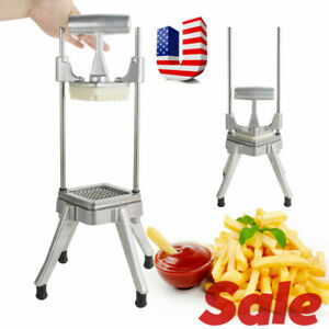 Vegetable Fruit Dicer Onion Tomato Slicer Chopper Restaurant Commercial Home Us