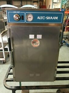 Alto shaam 500 s Mobile 6 Pan Holding Cabinet 208 240v