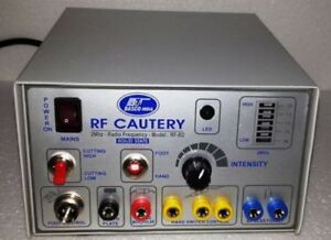 Rf Cautery 2mhz Electrosurgical Cautery High Frequency Rf Cautery Machine Unit