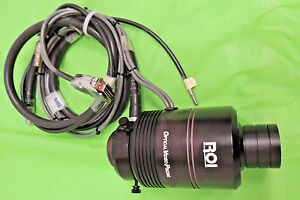 Roi Ram 30 4000 02 Optical Video Probe 15 pin D sub Interface Light Guide Cable