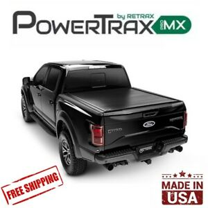 Powertraxpro Mx Retractable Bed Cover For 2017 2019 Honda Ridgeline