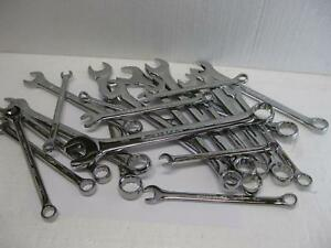 Matco Silver Eagle Tools Sae And Metric Wrenches Sold Each Nice