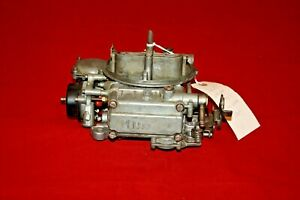 Holley Carburetor 6619 1 600 Cfm 4160 Series 1970 1971 1972 Chevy Gmc Rv