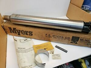 New Myers Predator Cat J154p 4 Submersible Well Pump 1 1 2 Hp Free Shipping
