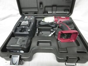 Matco Tools 20v Cordless Infinium 1 2 Drive Impact Wrench Kit New