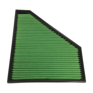 Green Filter Panel Green Air Filter For 16 19 Chevy Camaro 3 6l V6 2 0l L4