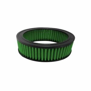 Green Filter Round Green Air Filter Hyper Charger Kuryakn Od 5in Id 4in