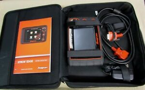 Snap On Ethos Edge Eesc332a Auto Diagnostic Tool Version 17 4 W Case 5 6 Touch