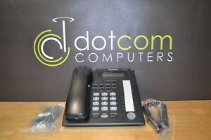 Panasonic Kx t7737 b Office Display Hybrid System 24 Button Backlit Phone T7737