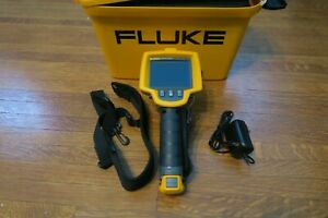Fluke Tir32 60hz 320x240 Thermal Imager Mint Condition With Hard Case Free Ship