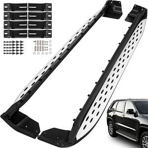 Running Board For Jeep Grand Cherokee 2011 2019 Side Step Nerf Bar Us Stock