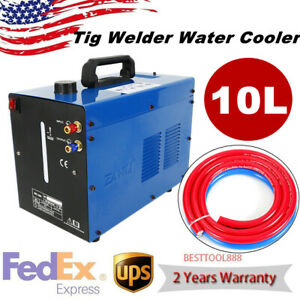 Powercool Wrc 300a 10l Tig Welder Torch Water Cooling System Cooler 0 35mpa