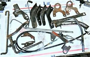 60 s 70 s Small Block Chevy Parts Lot