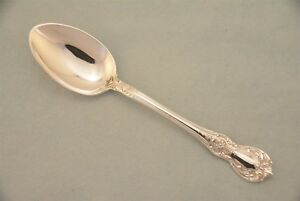 Towle Old Master Sterling Silver 6 Teaspoon No Monogram