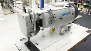 Consew P1541s cc Industrial Leather And Upholstery Walking Foot Sewing Machine