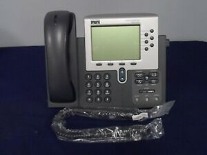 Cisco 7960 Ip Phone Cp 7960g Grey 7900 Series Display Quantity Warranty