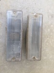 73 Buick Riviera Gs Stage 1 Reverse Backup Back Up Lights Pair