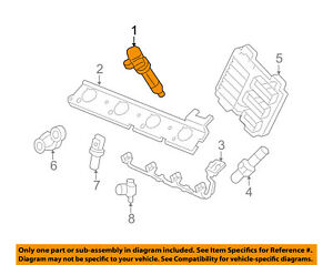 Gm Oem Ignition Coil 12597745