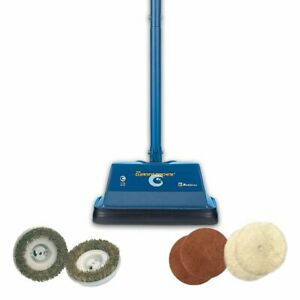Commercial Grade Tile Cement Hardwood Floors Cleaner Scrubber Electric Machine