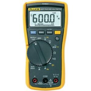 Fluke 117 Electrician s Multimeter With Non contact Voltage Detection