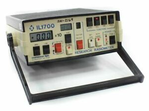 International Light Il1700 Technologies Research Radiometer