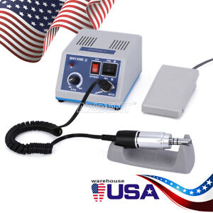 Dental Polisher Motor Unit Electric Micromotor N3 35k Rpm E Type Handpiece
