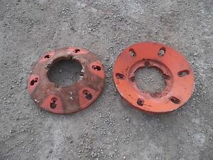 Case Dc Tractor Rear Weights