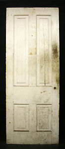 3 Avail 32 X83 Antique Vintage Victorian Interior Solid Wood Wooden Doors Panel