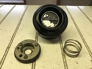 Datsun Nissan 240z Horn Pad With Spring Button 70 73