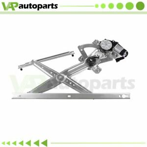 Power Window Regulator For Ford Excursion F250 F350 F750 Truck Front Rh W Motor